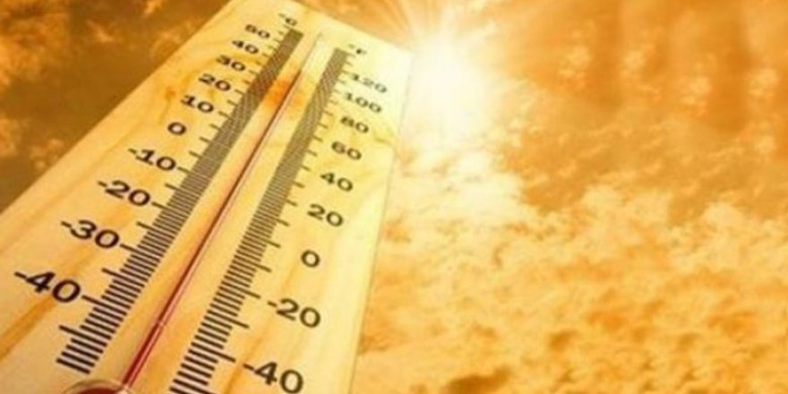 Kocaeli'de hissedilen sıcaklık 46 derece olacak