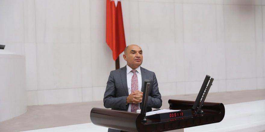 Tarhan elektrik kesintilerini meclis gündemine taşıdı