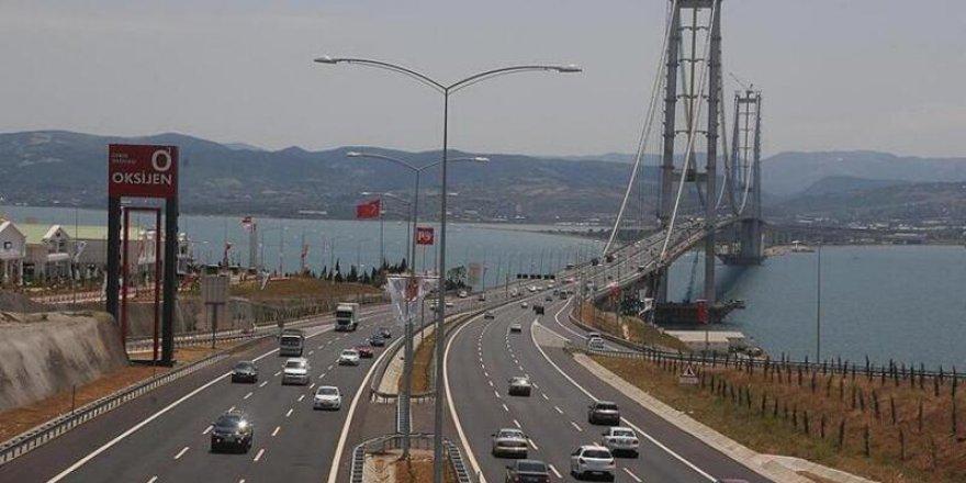 Osmangazi Köprüsü rekor kırdı