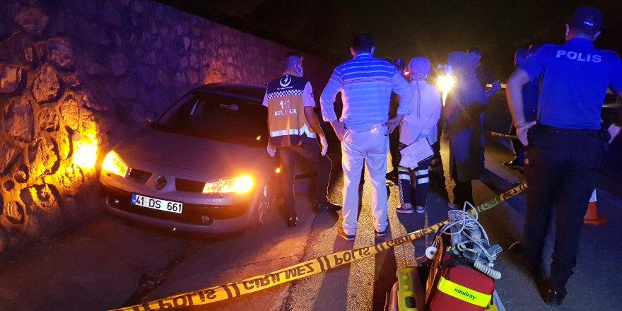 Silahlı saldırıya uğrayan sürücü öldü
