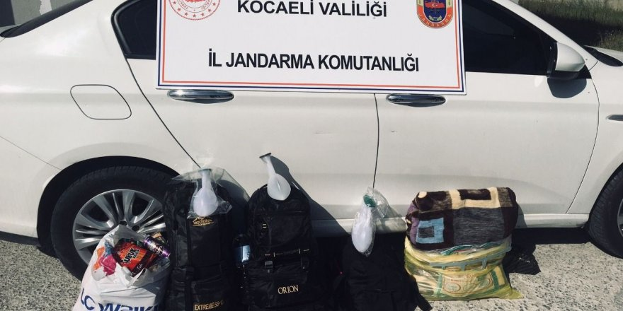 Gebze'de 4 eski polise FETÖ'den gözaltı