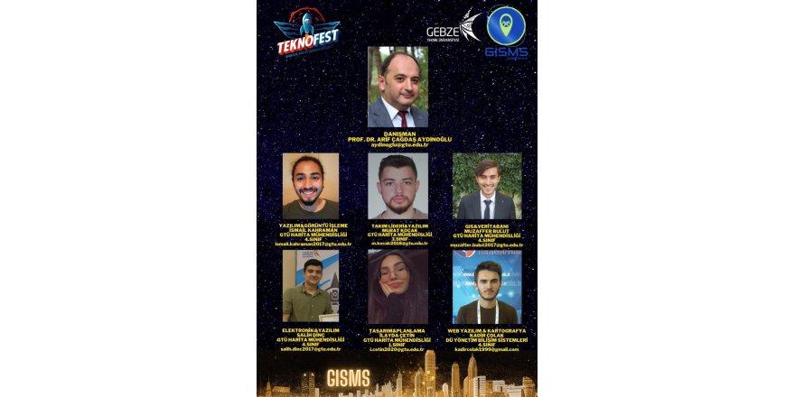 GTÜ Takımları Teknofest finallerinde yarışacak