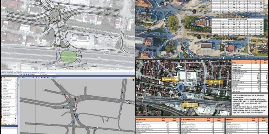 Kandıra Sapağı trafiğine çözüm geliyor