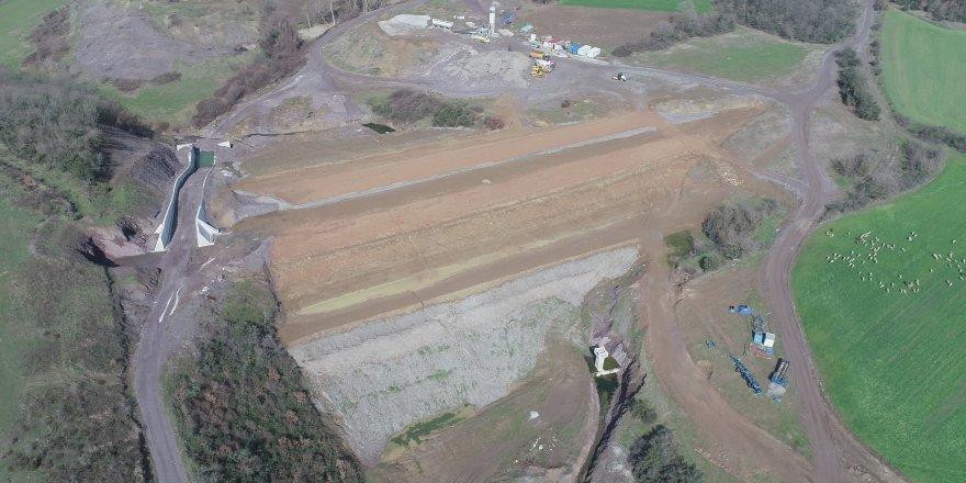 İnebeyli Göleti, yılda 26,6 milyon lira katkı sağlayacak