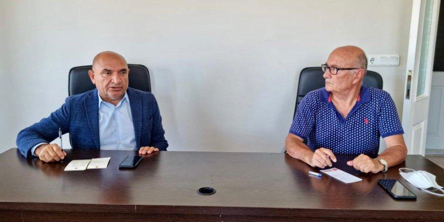 CHP'li Tarhan bölge çalışmalarına başladı