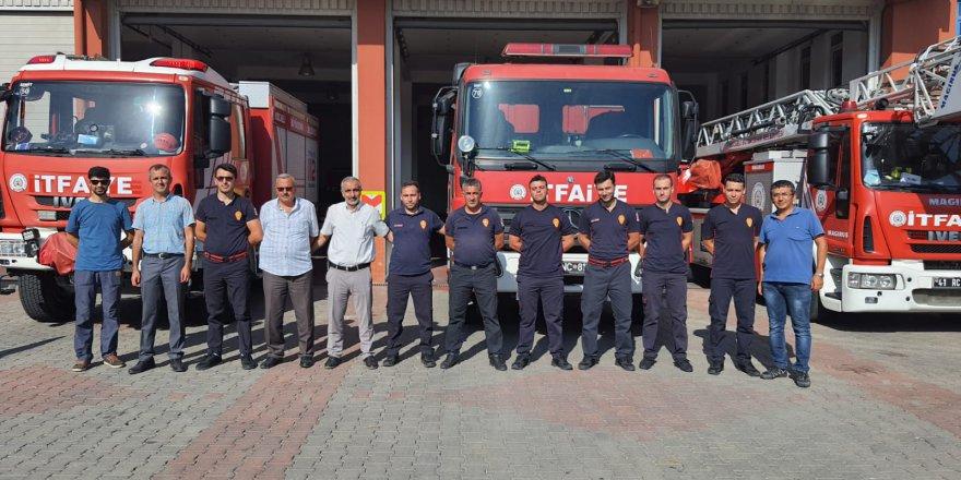 Büyükşehir ikinci ekibi Antalya'ya yolladı