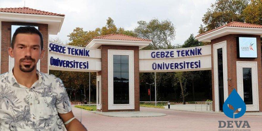 """""""GTÜ'nün başarısıyla gurur duyduk"""""""