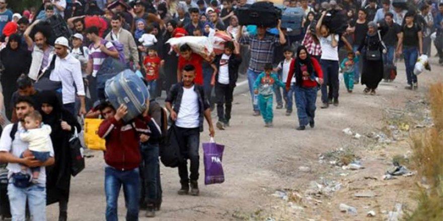 12 bin Suriyeli'nin ikamet izni var
