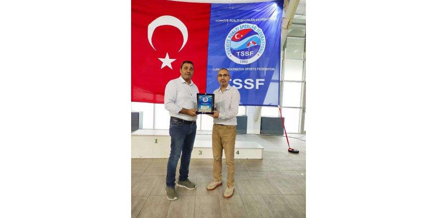 Sualtı Hokeyi Büyükler Türkiye Şampiyonası sona erdi