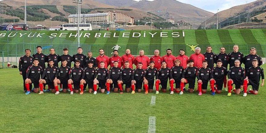 U18 Milli Takımı Kocaeli'de kampta