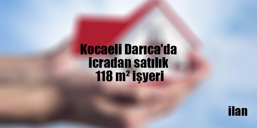Kocaeli Darıca'da icradan satılık  118 m² işyeri