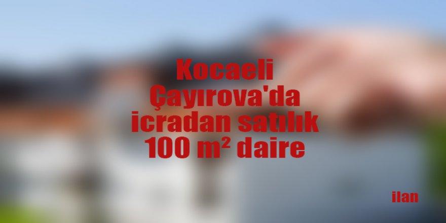 Kocaeli Çayırova'da icradan satılık 100 m² daire
