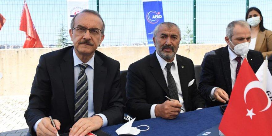 Güzeller OSB ile AFAD'dan  afetlere karşı işbirliği