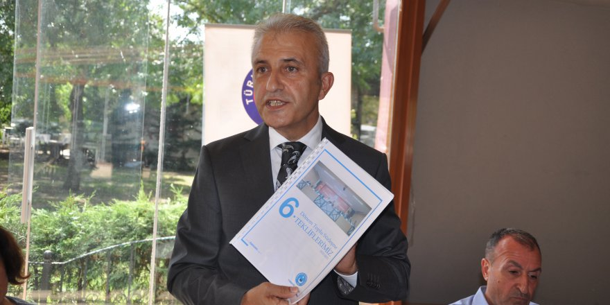 Türk Sağlık-Sen işyeri temsilcileriyle bir araya geldi