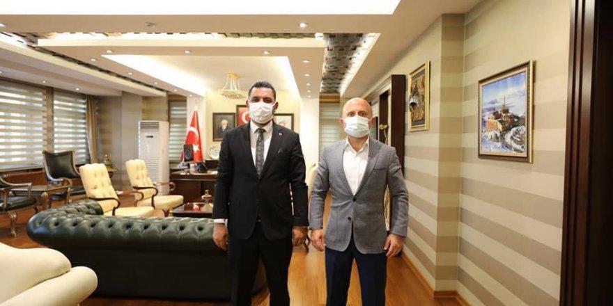 Başkan Bozkurt'tan memleket ziyareti