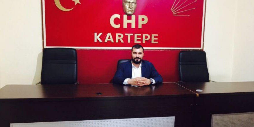 Cihan Çakır İlçe Başkan adaylığını açıkladı