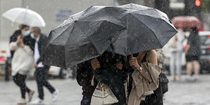 Kocaeli Valiliğinden yağış uyarısı