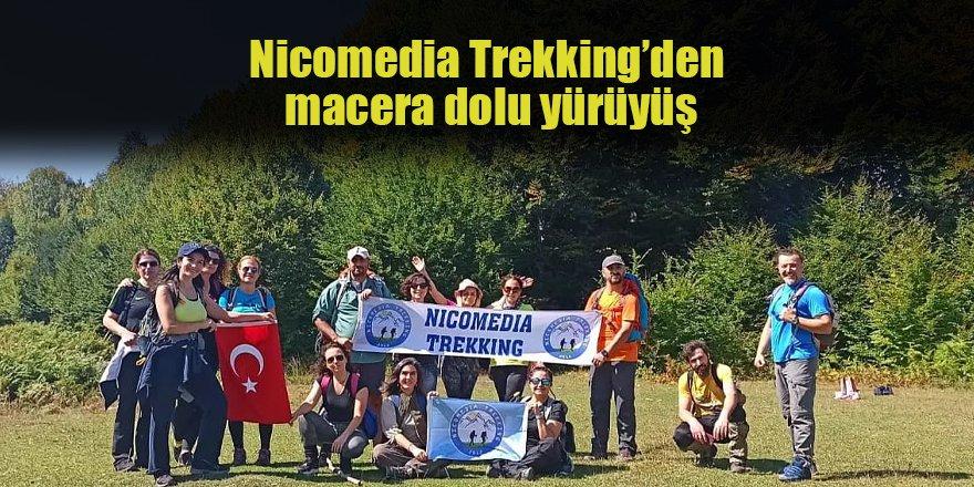 Nicomedia Trekking'den macera dolu yürüyüş