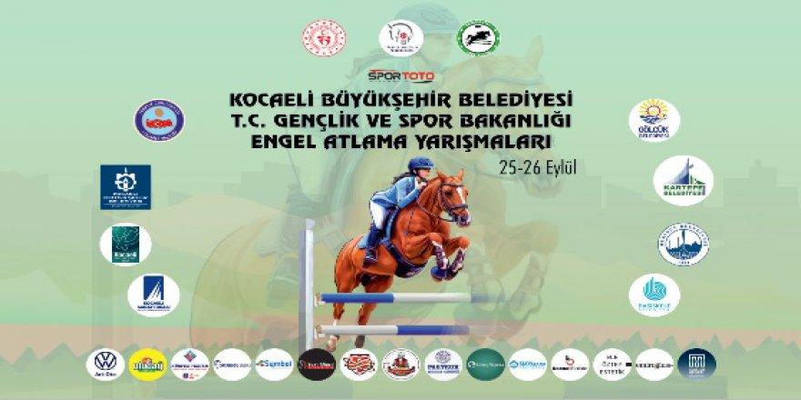 Engel Atlama Yarışmaları 25-26 Eylül'de