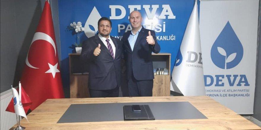 DEVA Yeniden Refah'ı ağırladı