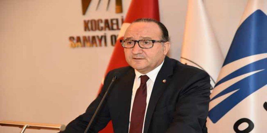 """Zeytinoğlu, """"Sanayideki artış memnuniyet verici"""""""