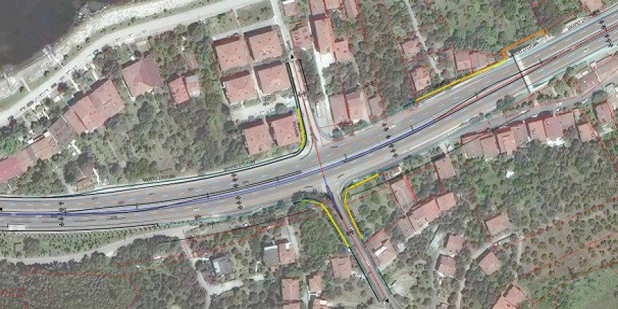 Tepeköy'de D-130 üzerine kavşak yapılacak