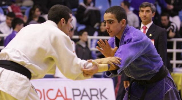 Judocular, Balkan Şampiyonasında