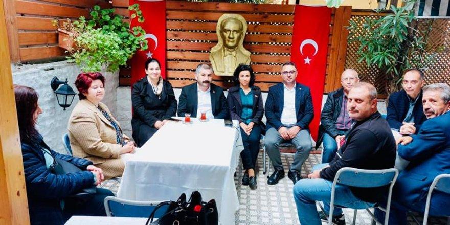CHP'li başkanlardan hafta sonu mesaisi