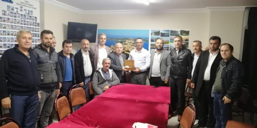 CHP'lilerden Sinoplulara ziyaret