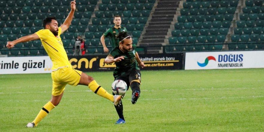 Kocaelispor ve Belediye Derince maçları Aspor'da