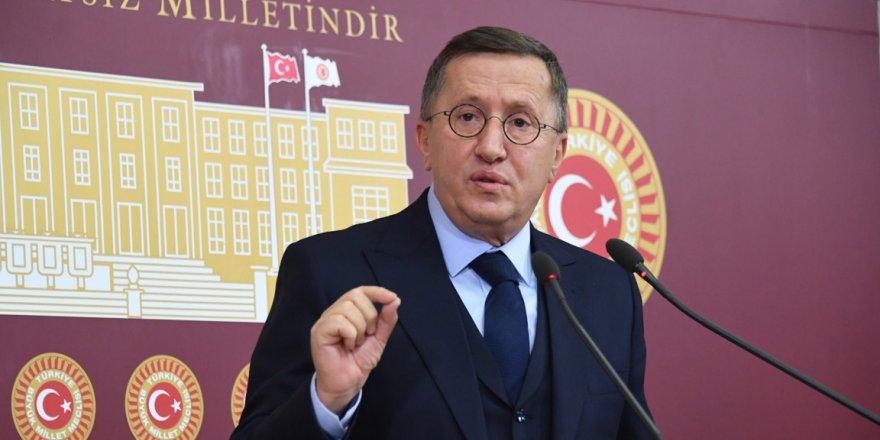 Türkkan mahallilerin sıkıntısını TBMM gündemine taşıdı