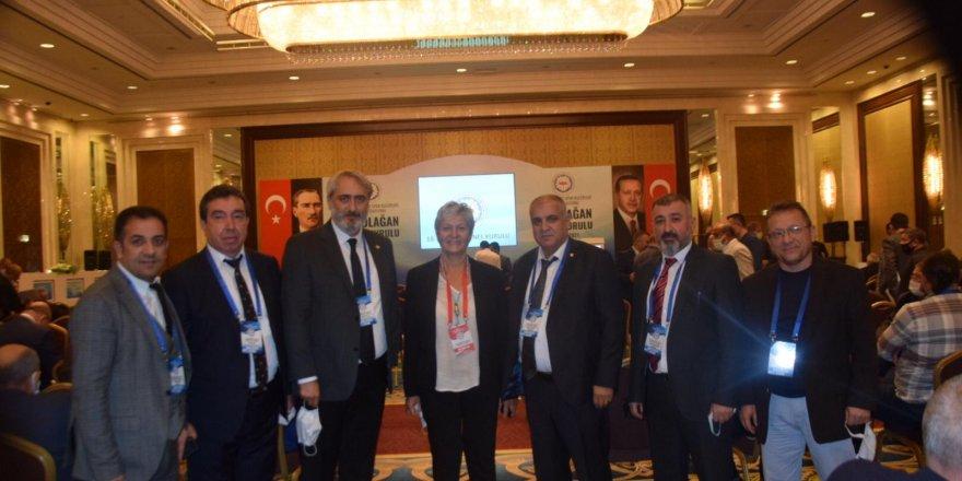 Murat Aydın yeniden genel merkez yönetiminde