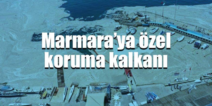 Marmara'ya özel koruma kalkanı