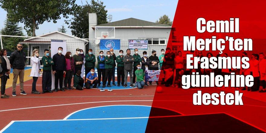 Cemil Meriç'ten Erasmus günlerine destek