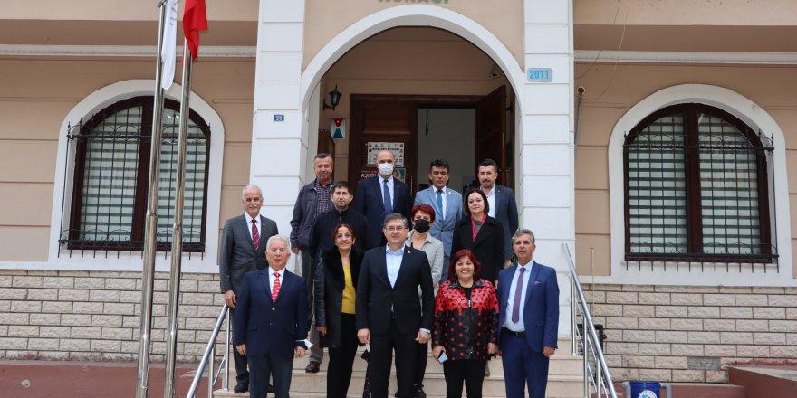CHP Kocaeli'ye muhtarlardan 2 önemli talep