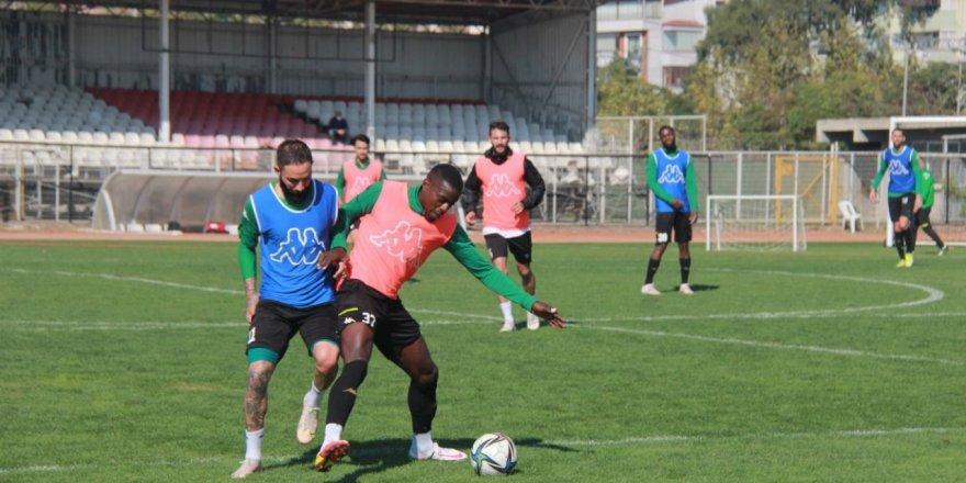 Zorlu Gençlerbirliği maçı hazırlıkları sürüyor