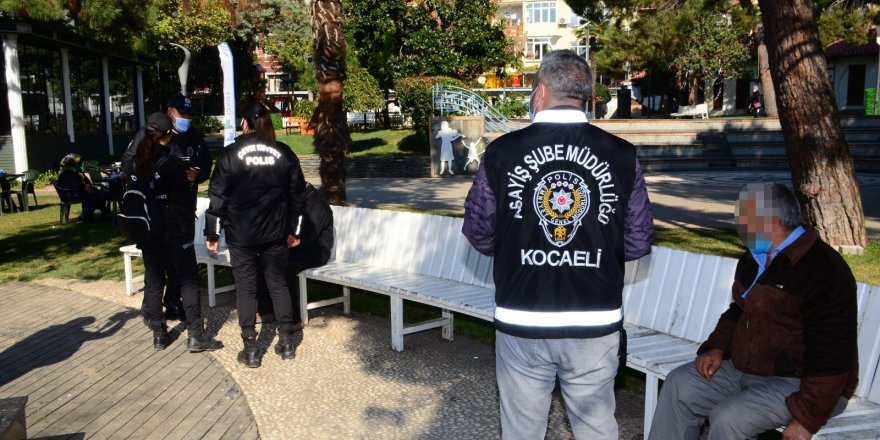 Huzur uygulamasında 5 bin 672 kişi sorgulandı