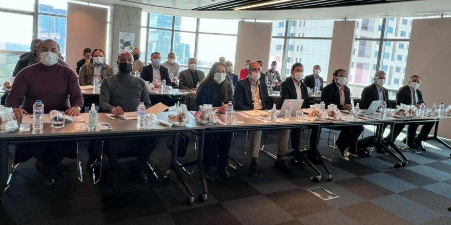 Grup TİS'in 2. toplantısı yapıldı