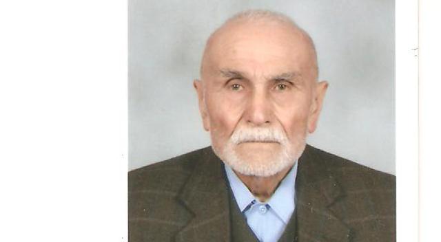 Kaşif Şahinkesen'in babası  vefat etti