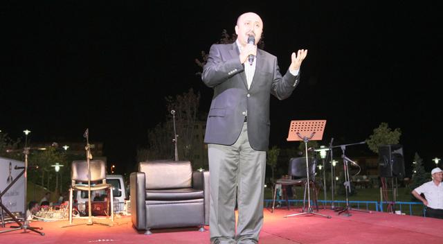 Döngeloğlu ile meydanda Ramazan sohbeti