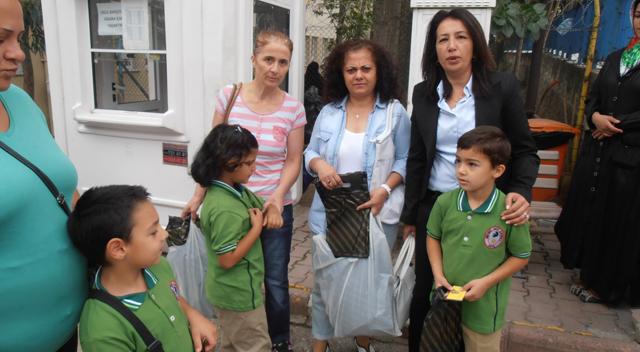 CHP'li kadınlar eğitim sorunlarına el attı