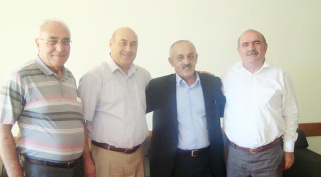 Dalkılıç'tan CHP Gebze'ye ziyaret