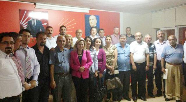 CHP'de meclis üyesi aday adayları topladı