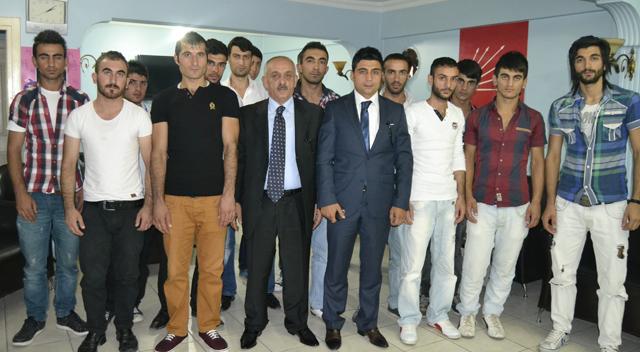 CHP'ye yeni katılımlar devam ediyor