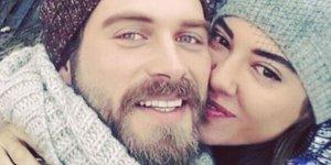 Tatlıtuğ çifti tatil kaçamağı yaptı