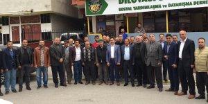 Yaman ve Toltar'dan ziyaretler
