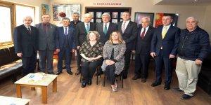 Karaosmanoğlu DP ve DSP'yi ziyaret etti