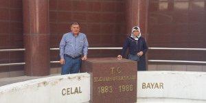 Celal Bayar'ın mezarı içler acısı