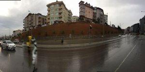İstanbul Caddesi'ne estetik  çalışma