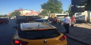 Gebze'de trafik Arap saçına döndü!